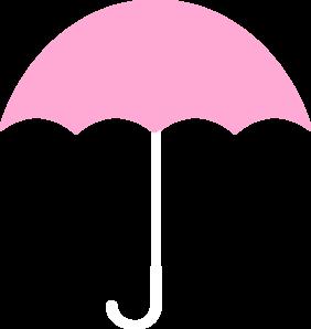 Umbrella clipart pink umbrella Pink online clip Light Pink