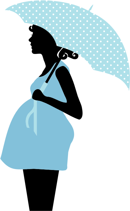 Woman clipart pregnent (PNG) IMAGE Pregnant MEDIUM Clipart