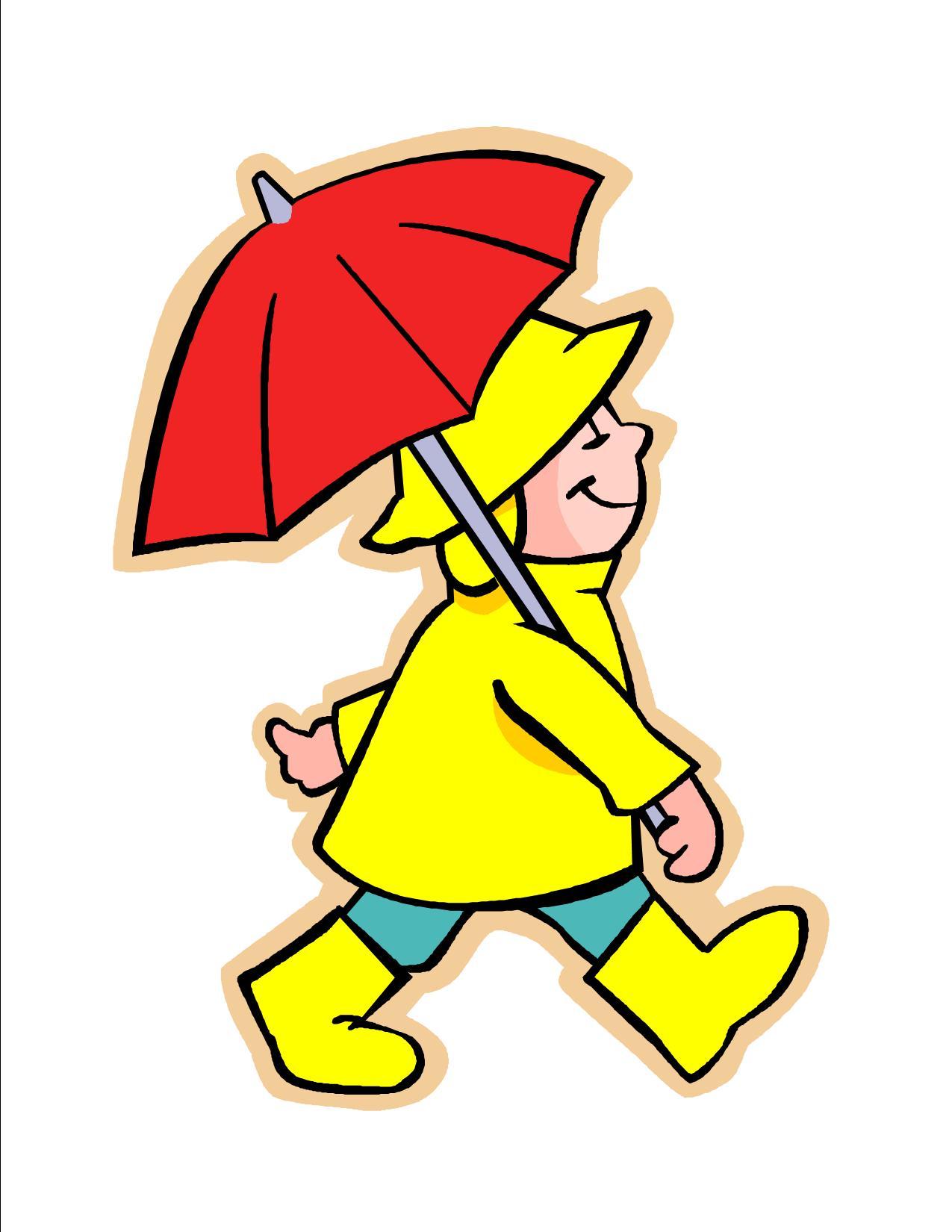 Coat clipart rainy Drexelbrook Free Pics Art Day