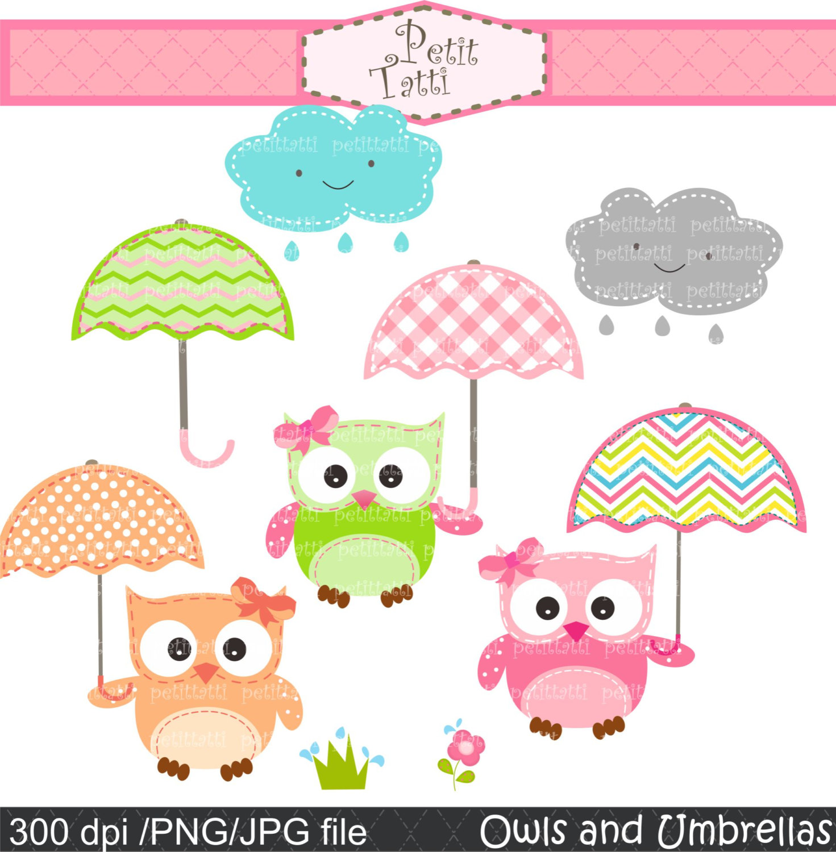 Umbrella clipart spring shower Spring Clipart Clip – Download