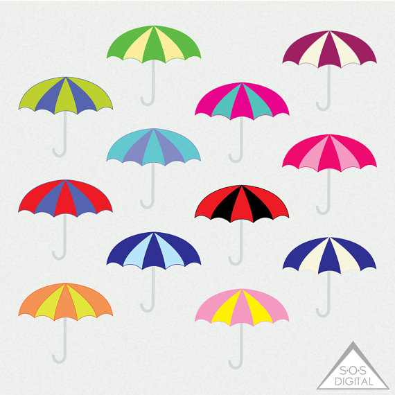 Umbrella clipart spring shower Small Umbrella Rain Clipart Clipart