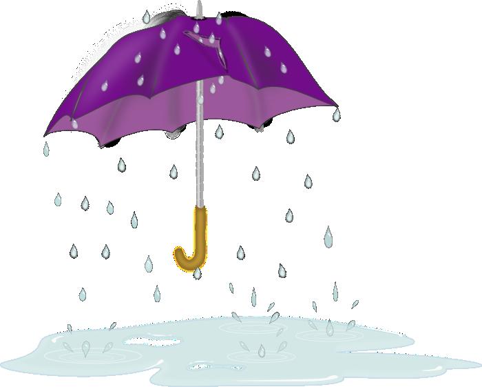Umbrella clipart spring shower Tattered Springtime the of Renewal