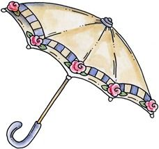 Umbrella clipart victorian Storms Pinterest Art Science on