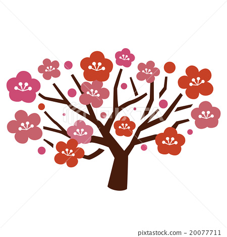 Ume Tree clipart Japanese japanese tree ume an