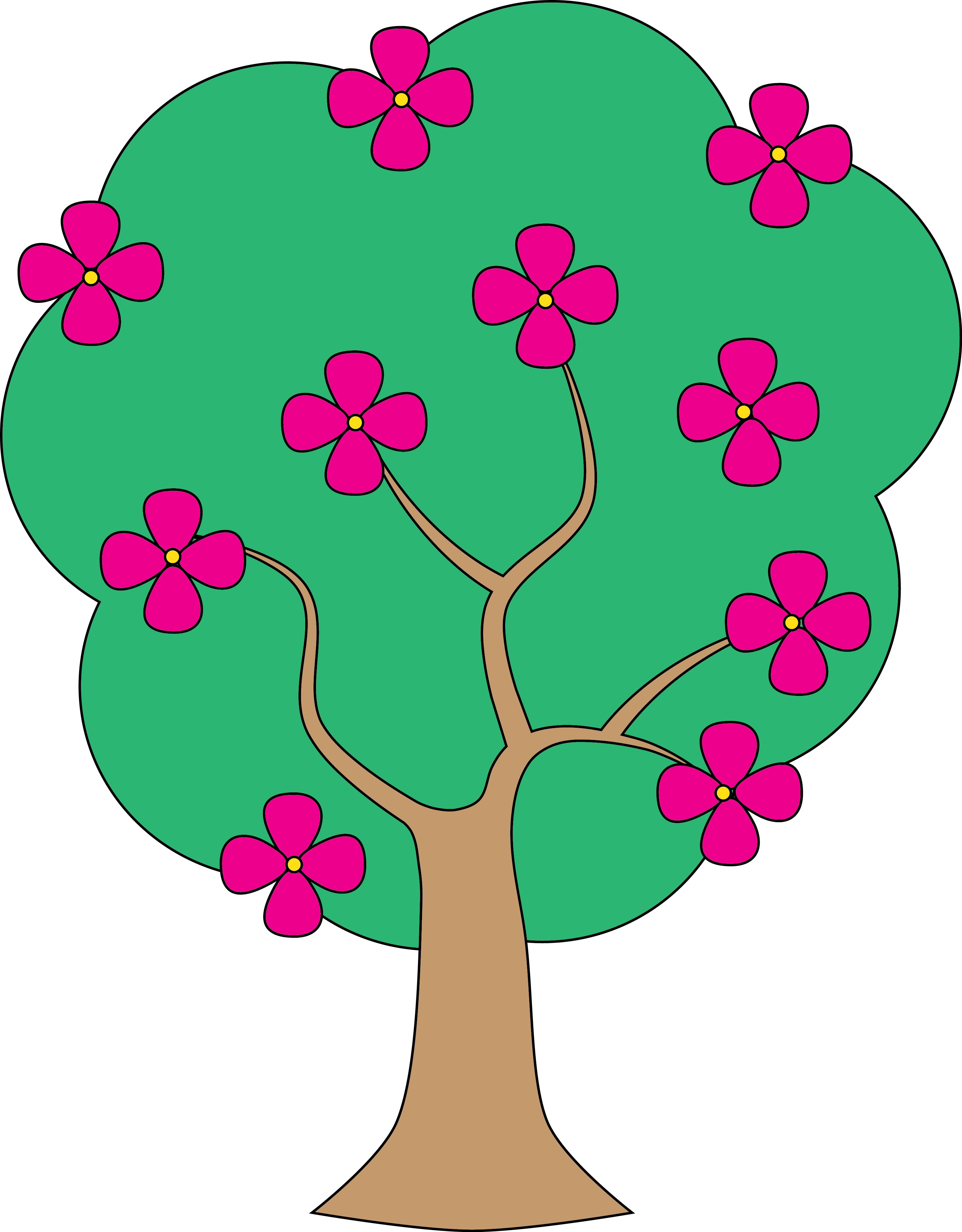 Blossom clipart bloom Clipart Cliparts Flower Blossom Cliparts