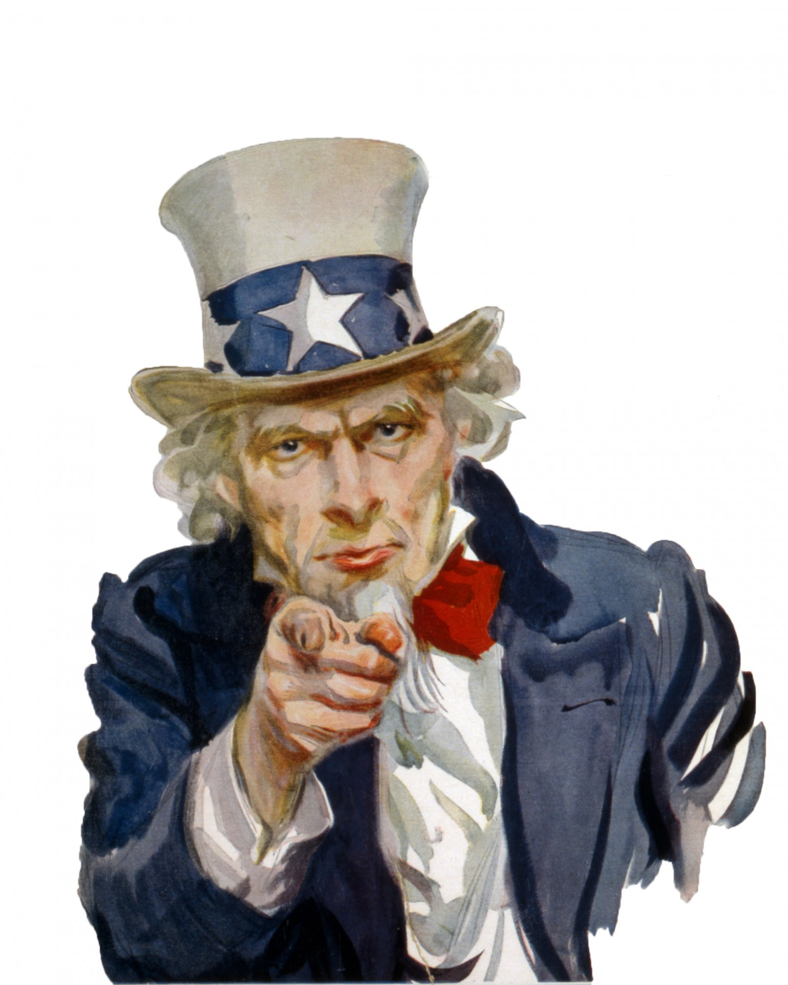 Uncle Sam clipart You You Free Stock Uncle