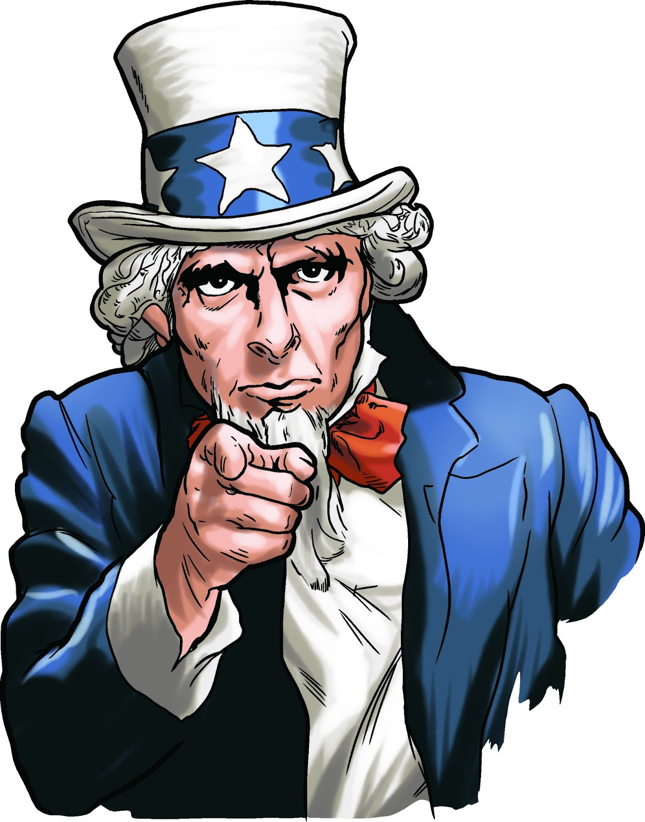 Uncle Sam clipart I Sam Clipart  Want
