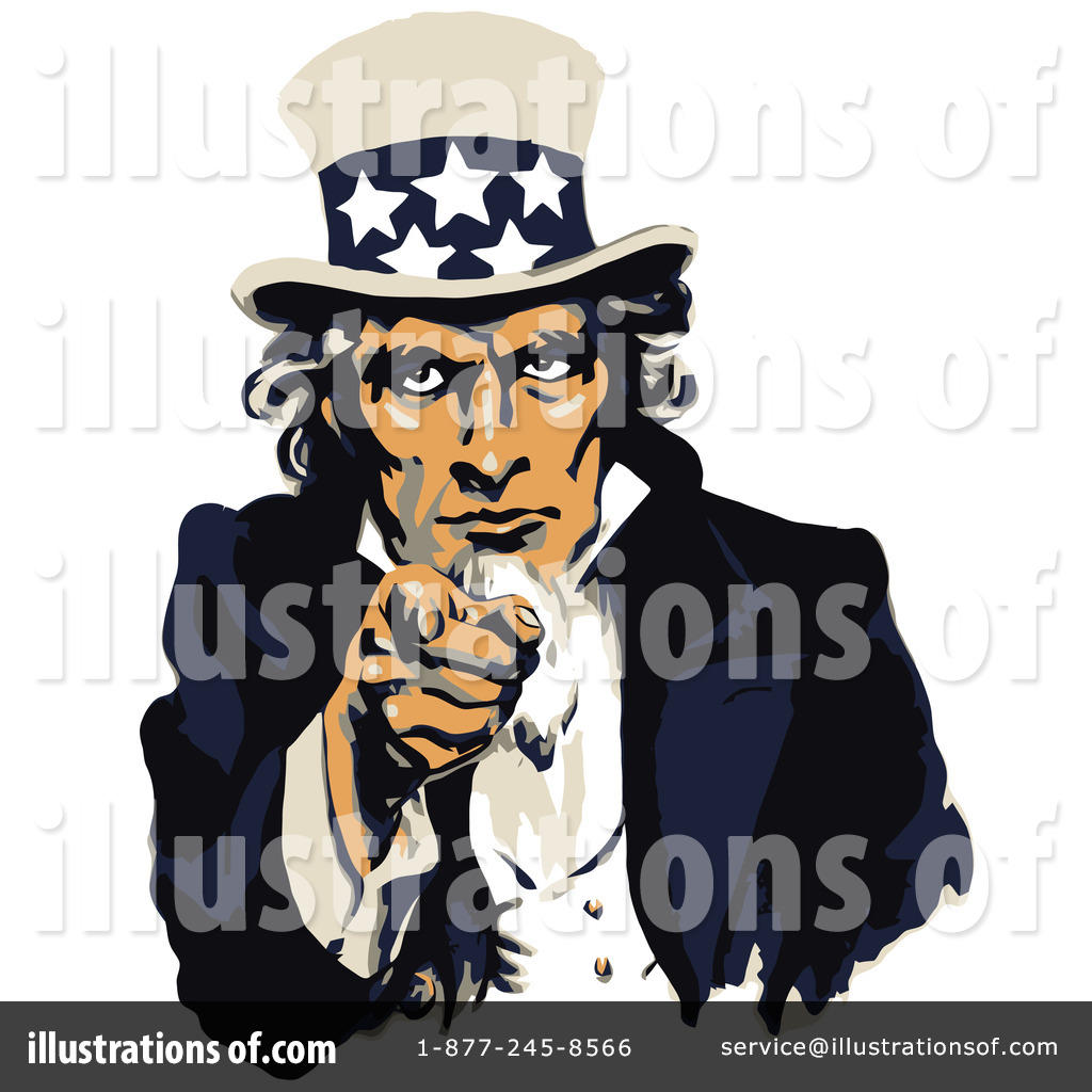 Uncle Sam clipart american history Free JVPD Clipart Uncle Royalty