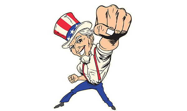 Uncle Sam clipart civics The Park at Just Sam