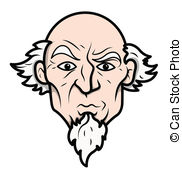Uncle Sam clipart face Vectors  Sam Drawing Illustration