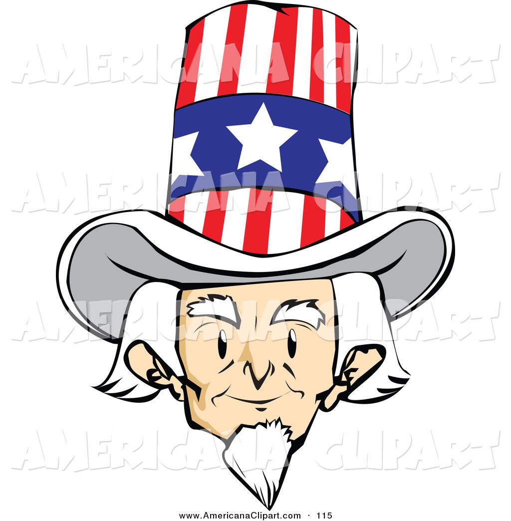 Uncle Sam clipart face Clipart Clipart Uncle Sam Sam