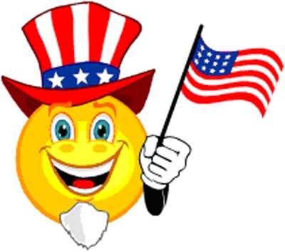 Uncle Sam clipart face Clip Uncle Art art smiley