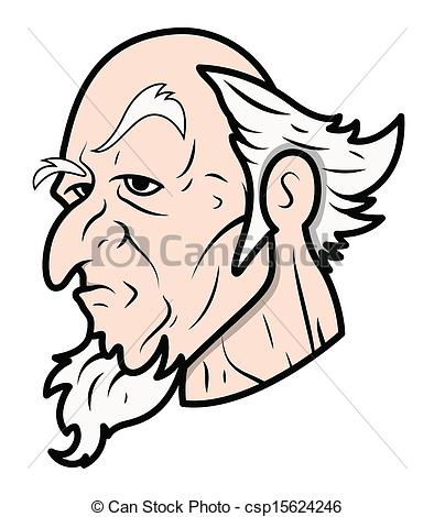 Uncle Sam clipart face Cartoon of Face EPS Uncle