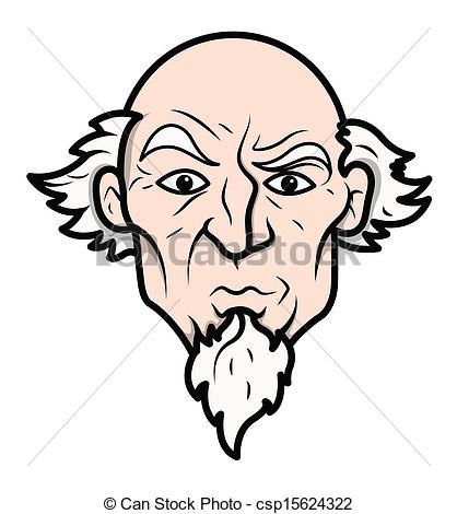 Uncle Sam clipart face Vector  Sam of Illustration