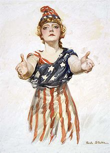 Uncle Sam clipart federalist Earlier personifications[edit] Wikipedia Sam Uncle