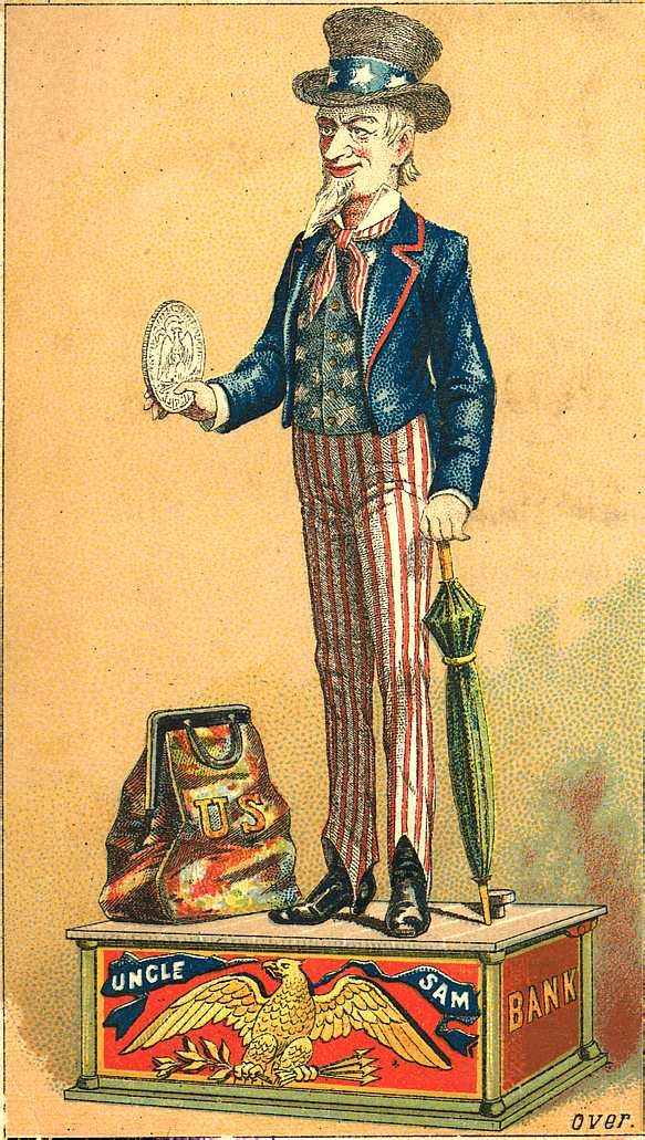 Uncle Sam clipart federalist Love 256 Liberty Sam/Ms of