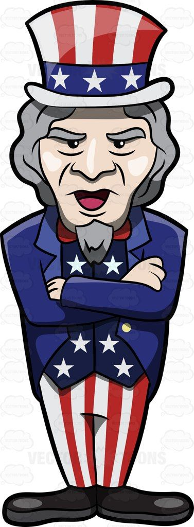 Uncle Sam clipart goatee Mocking Somebody clipart 25+ Pinterest