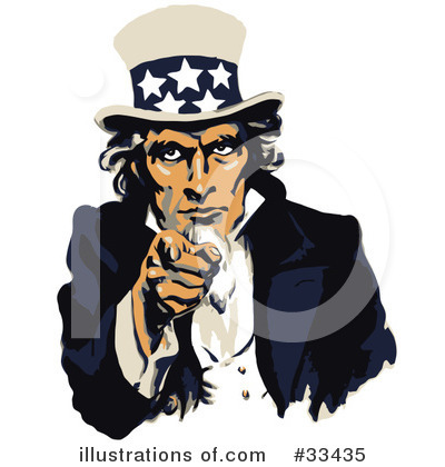 Uncle Sam clipart i want you JVPD #33435 by Free JVPD
