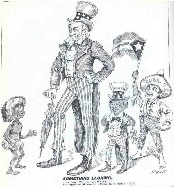 Uncle Sam clipart imperialism Badge to wearing considers the