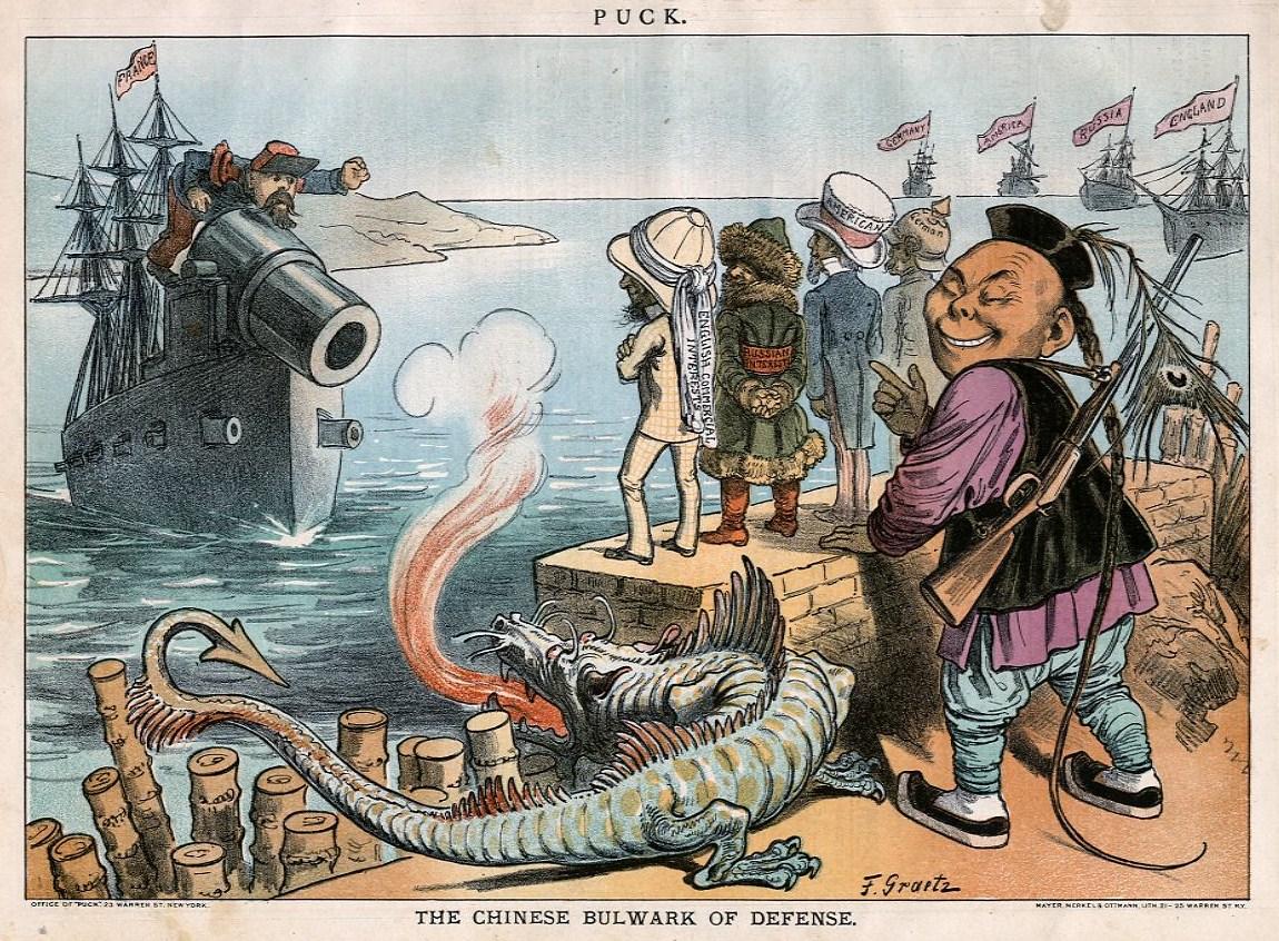 Uncle Sam clipart imperialism Cartoon cartoon Fleet Fleet Review