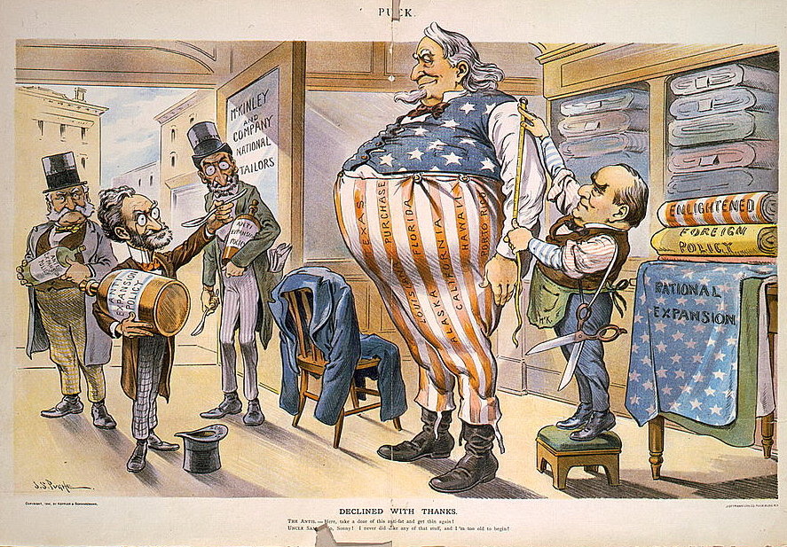 Uncle Sam clipart imperialism Imperialism Tes Of 3 American