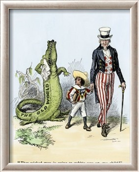 Uncle Sam clipart imperialism Sam 397 Uncle Leading Saying