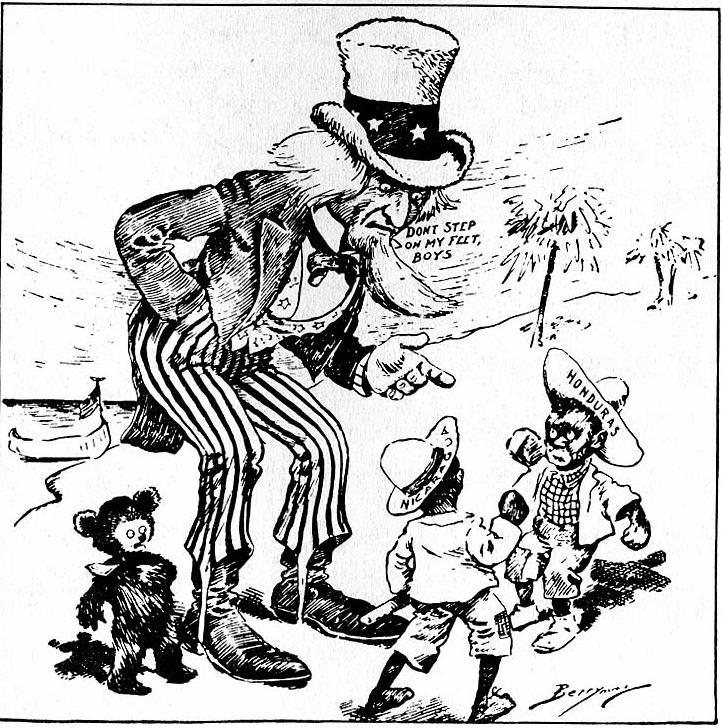 Uncle Sam clipart imperialism 19th  Century Political Cartoons