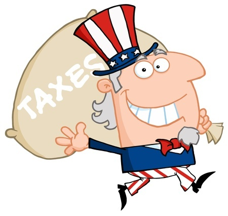 Uncle Sam clipart income tax The it for Yourselfer and