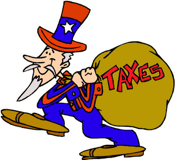 Uncle Sam clipart income tax 4 Income 7 Tax Treatment