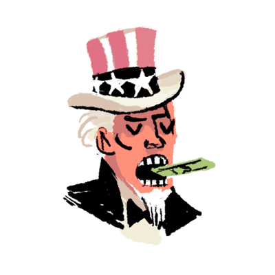 Uncle Sam clipart income tax Taxes A you Uncle How