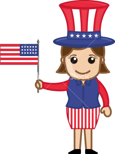 Uncle Sam clipart kid July Happy Uncle Uncle As