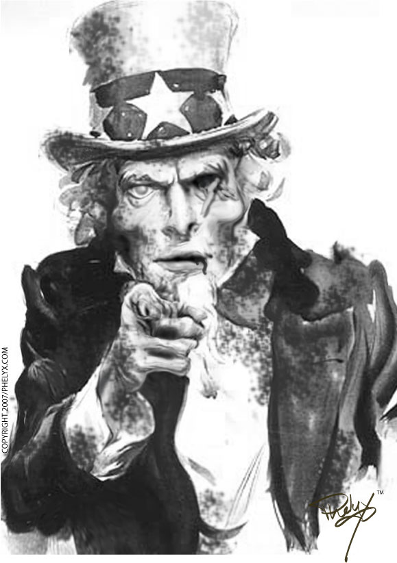 Uncle Sam clipart poster Art Uncle Clipart – Clip