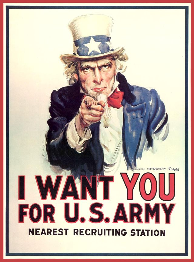 Uncle Sam clipart poster Sam Uncle Art and Information