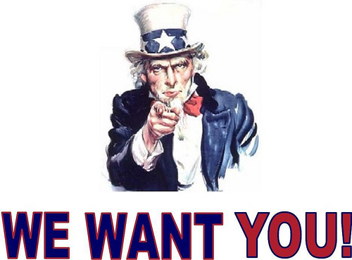 Uncle Sam clipart poster On you Free sam Free