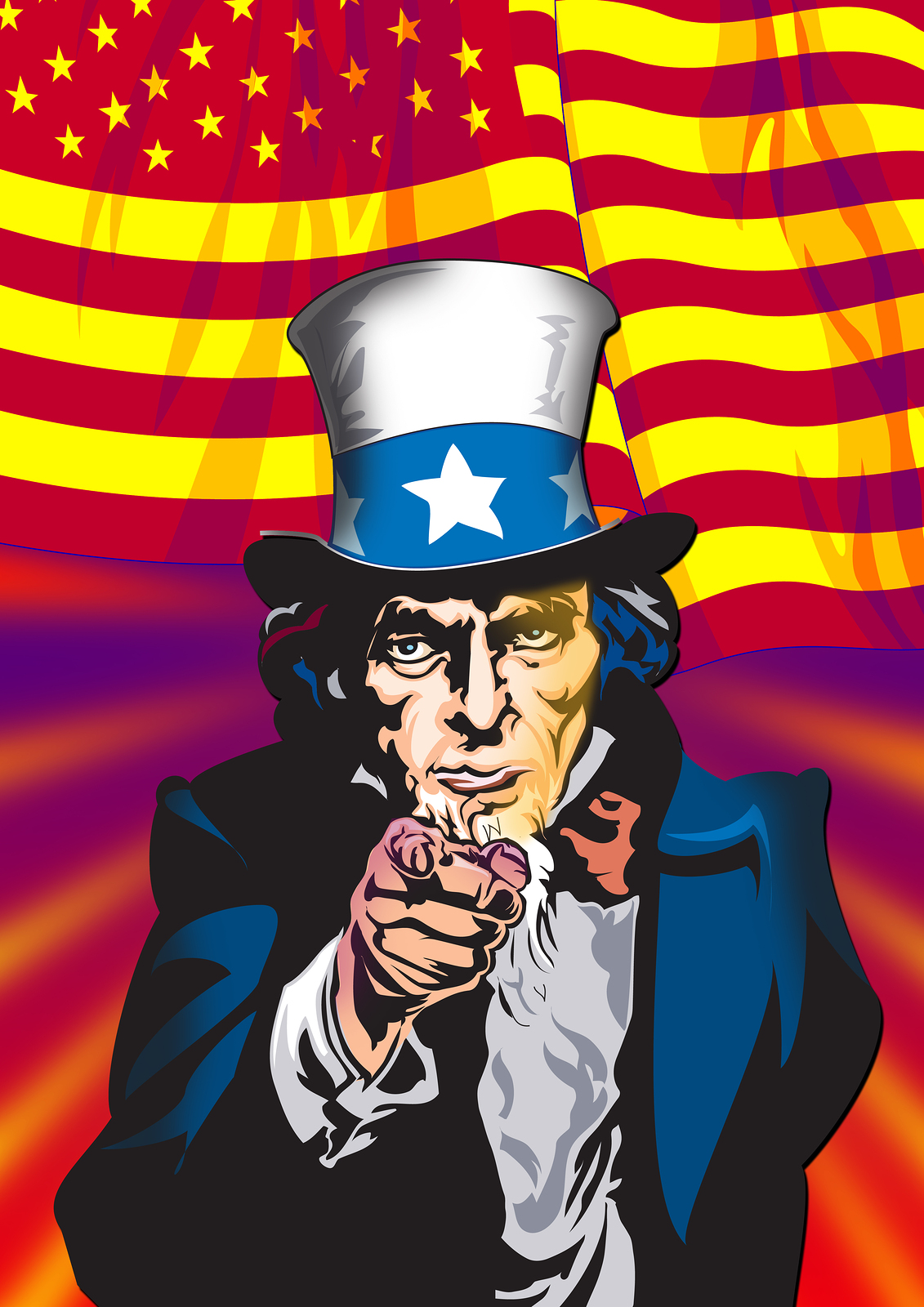 Uncle Sam clipart us history Sam Uncle  in This