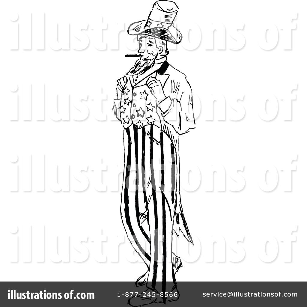 Uncle Sam clipart vintage Prawny Sample Uncle Uncle Royalty