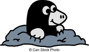 Underground clipart mole hole Hole Search Clipart Cute looking