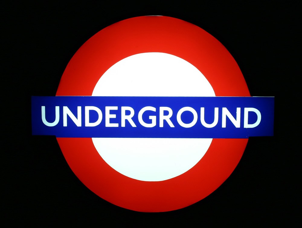 Underground clipart sign london Symbol London Tube
