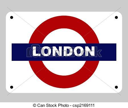 Underground clipart sign london London underground tube sign sign