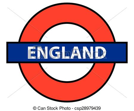 Underground clipart united kingdom England of A of Vectors