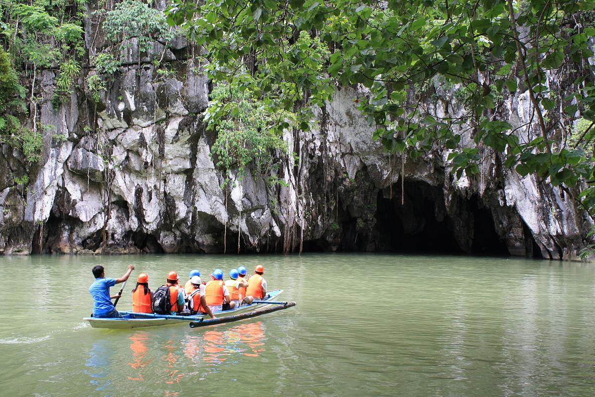 Underground clipart water source Princesa National Puerto River Wikipedia