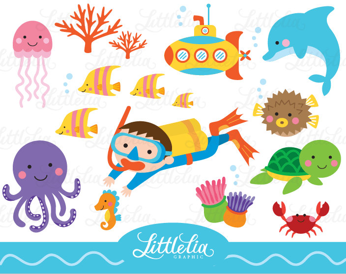 Underwater clipart Friend clipart clipart clipart Underwater