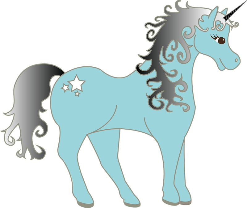 Unicorn clipart Free Art Clip Unicorn to