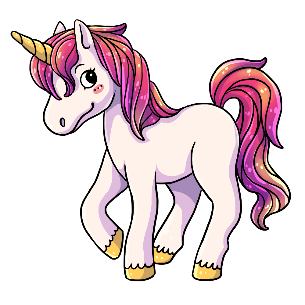 Unicorn clipart This art & Unicorn children's