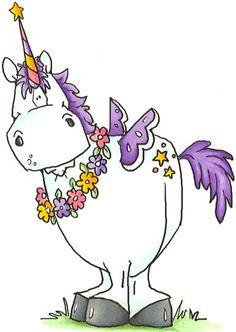 Birthday clipart unicorn Coloring Page unicorn Kids Face