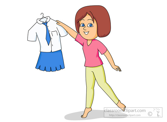 Uniform clipart And Clipart Uniform School Clipart