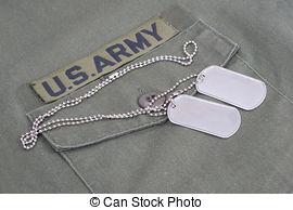 Uniform clipart army tag Of us uniform Vietnam War