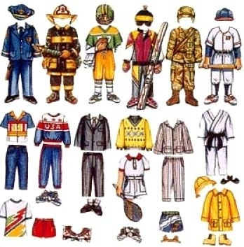 Uniform clipart boy dress up Time doll dress up more