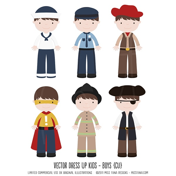 Uniform clipart boy dress up About 30 Up Ups Kids