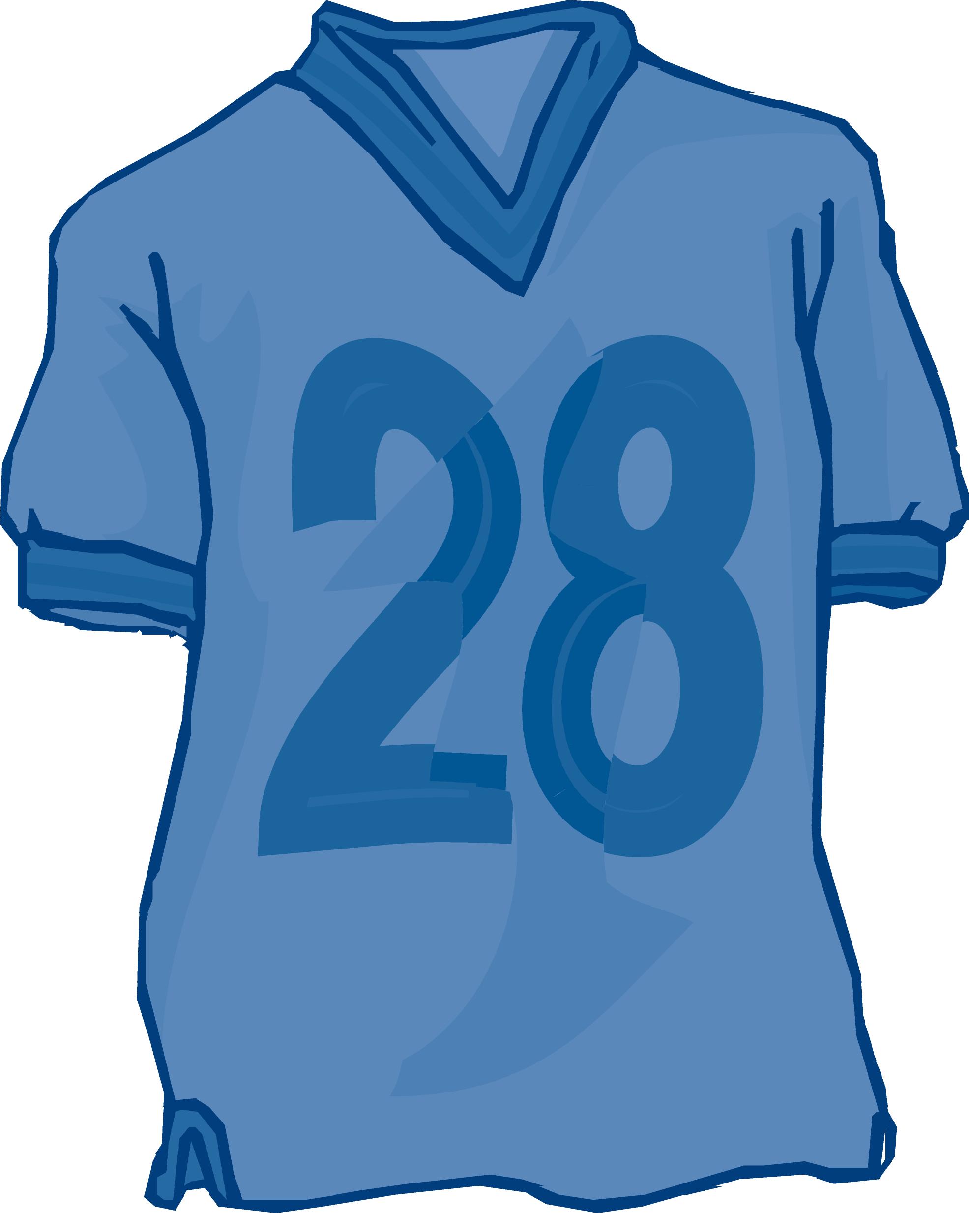 Uniform clipart football uniform #15
